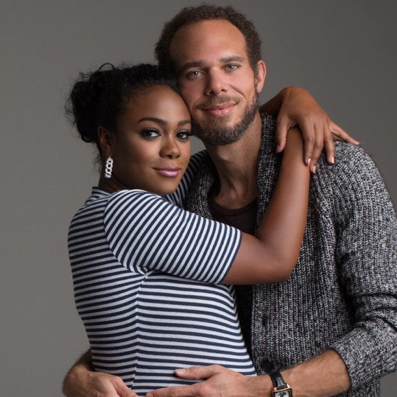 EXCLUSIVE: Inside Tatyana Ali's Life As a New Mom, Plus Never Before Seen Maternity Photos