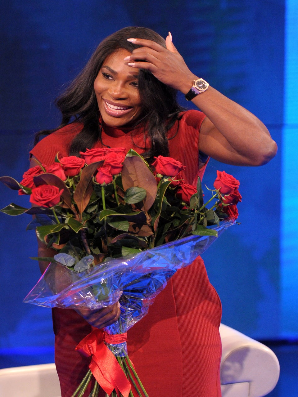 'You Need A Lot of Confidence to Change The World' Says Serena Williams