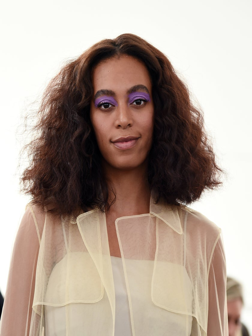 Solange Totally Digs Kaytranada's Remix of 'Cranes In The Sky'