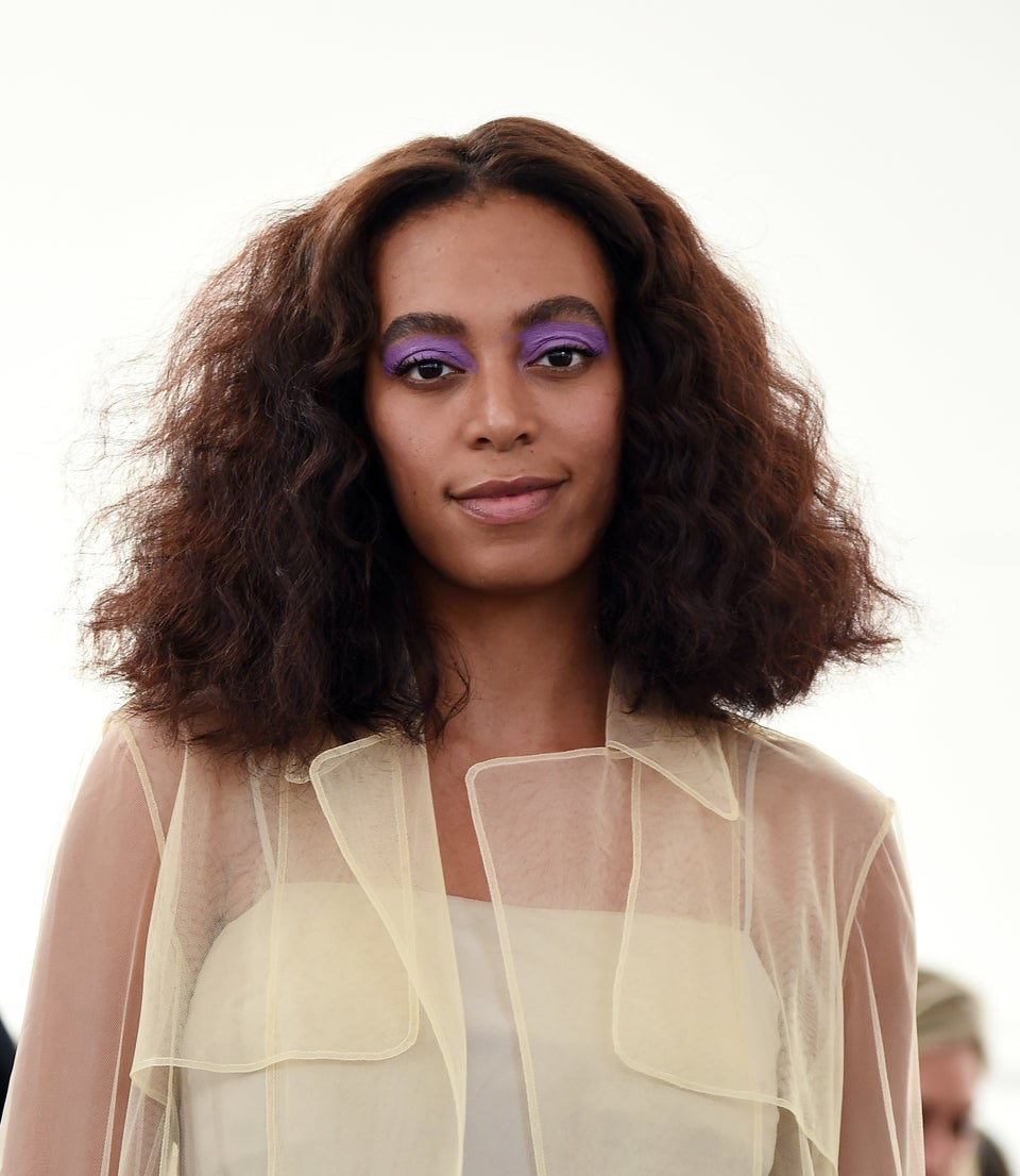 Solange Recalls Troubling Conversation Between Two White Men That Inspired 'A Seat At The Table'