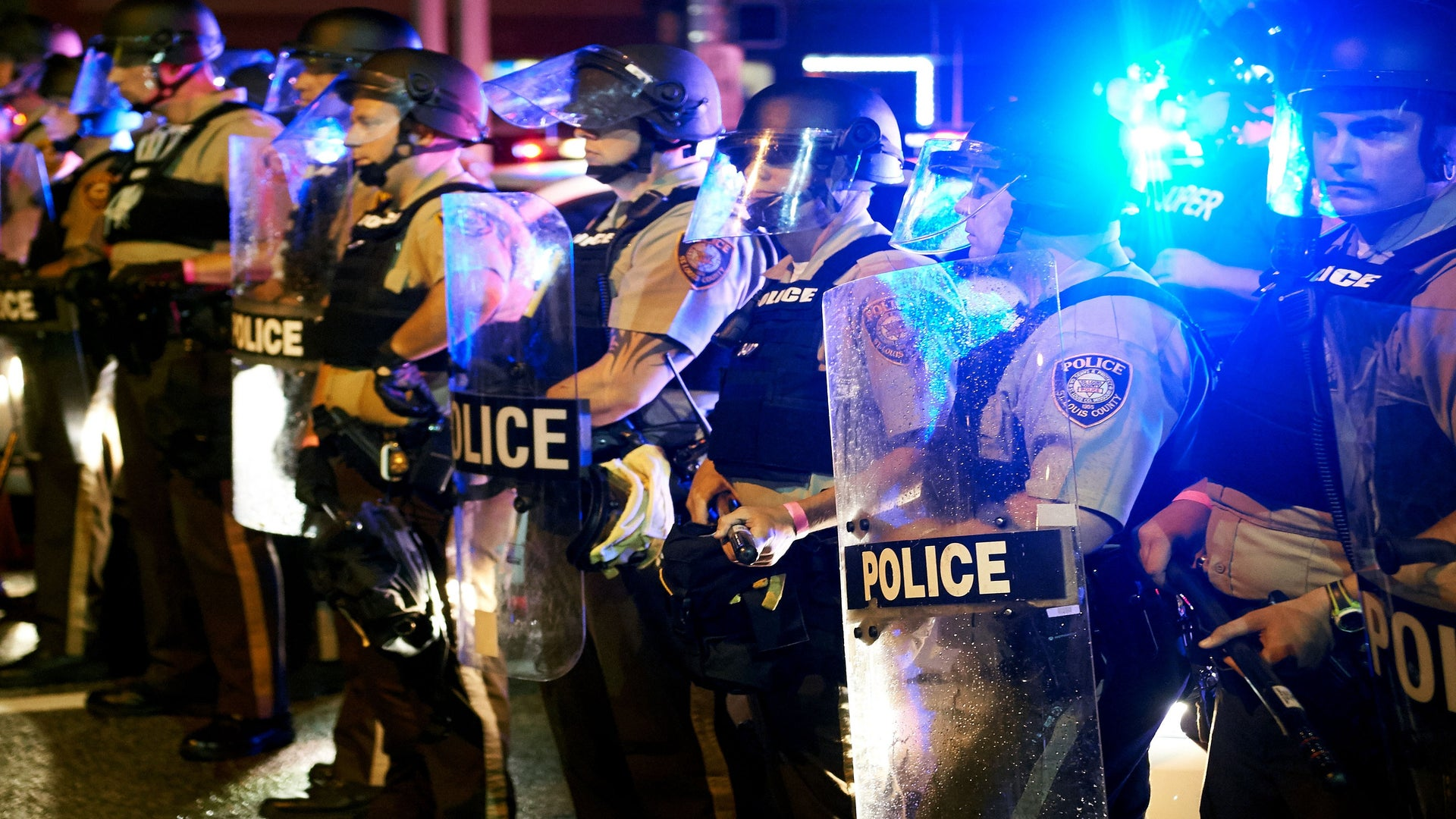 Federal Judge Dismisses Civil Rights Lawsuit Against Ferguson Police Officers