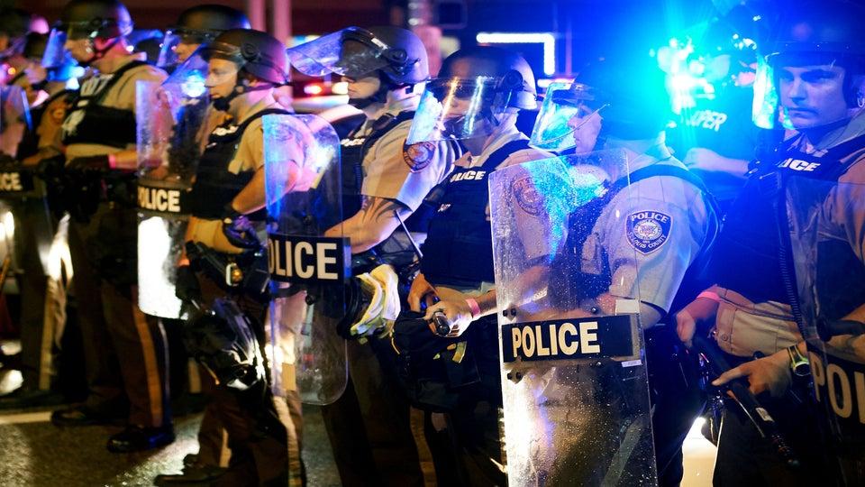 Federal Judge Dismisses Civil Rights Lawsuit Against Ferguson Police Officers