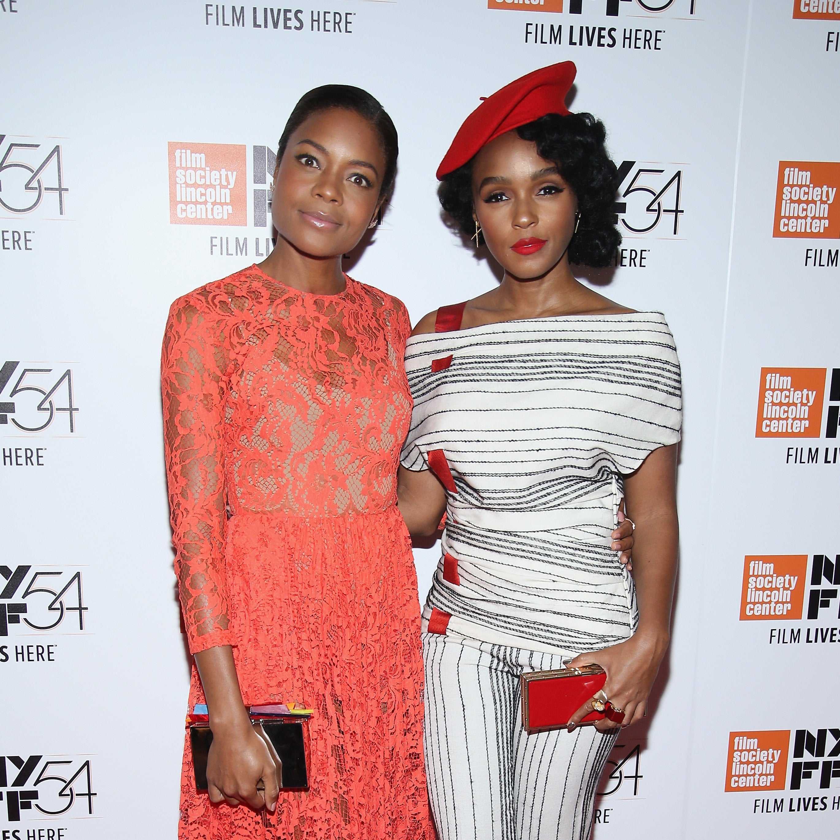 Janelle Monáe and Naomi Harris Deliver Double the Style at NYFF