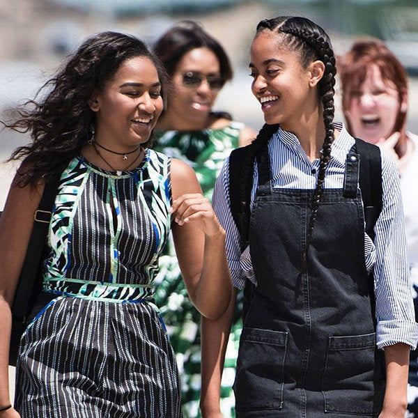 What President Obama Told His Daughters About DonaldTrump