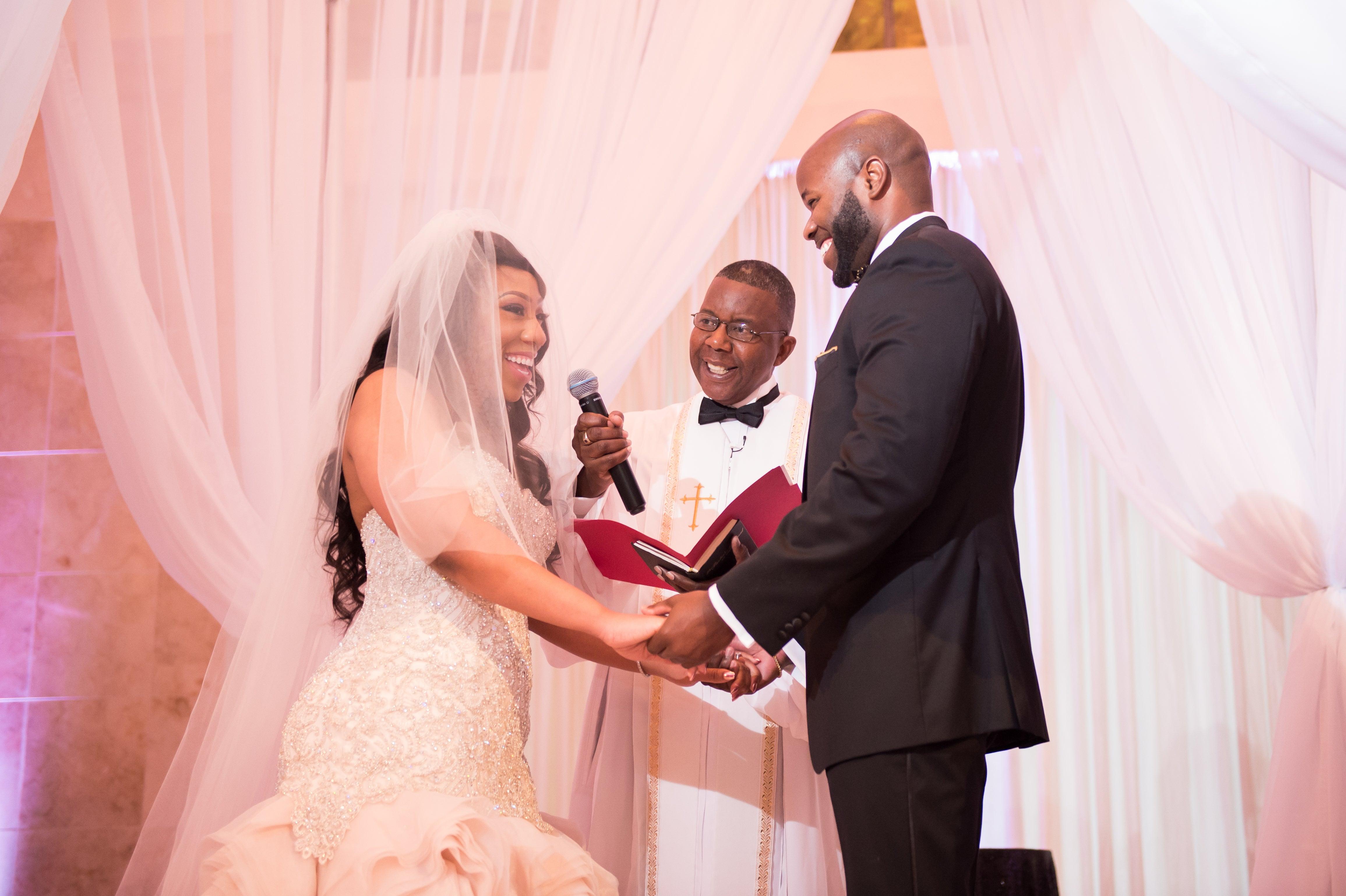 Bridal Bliss: Lorenzo & Patricia\'s Picture Perfect Atlanta Wedding ...