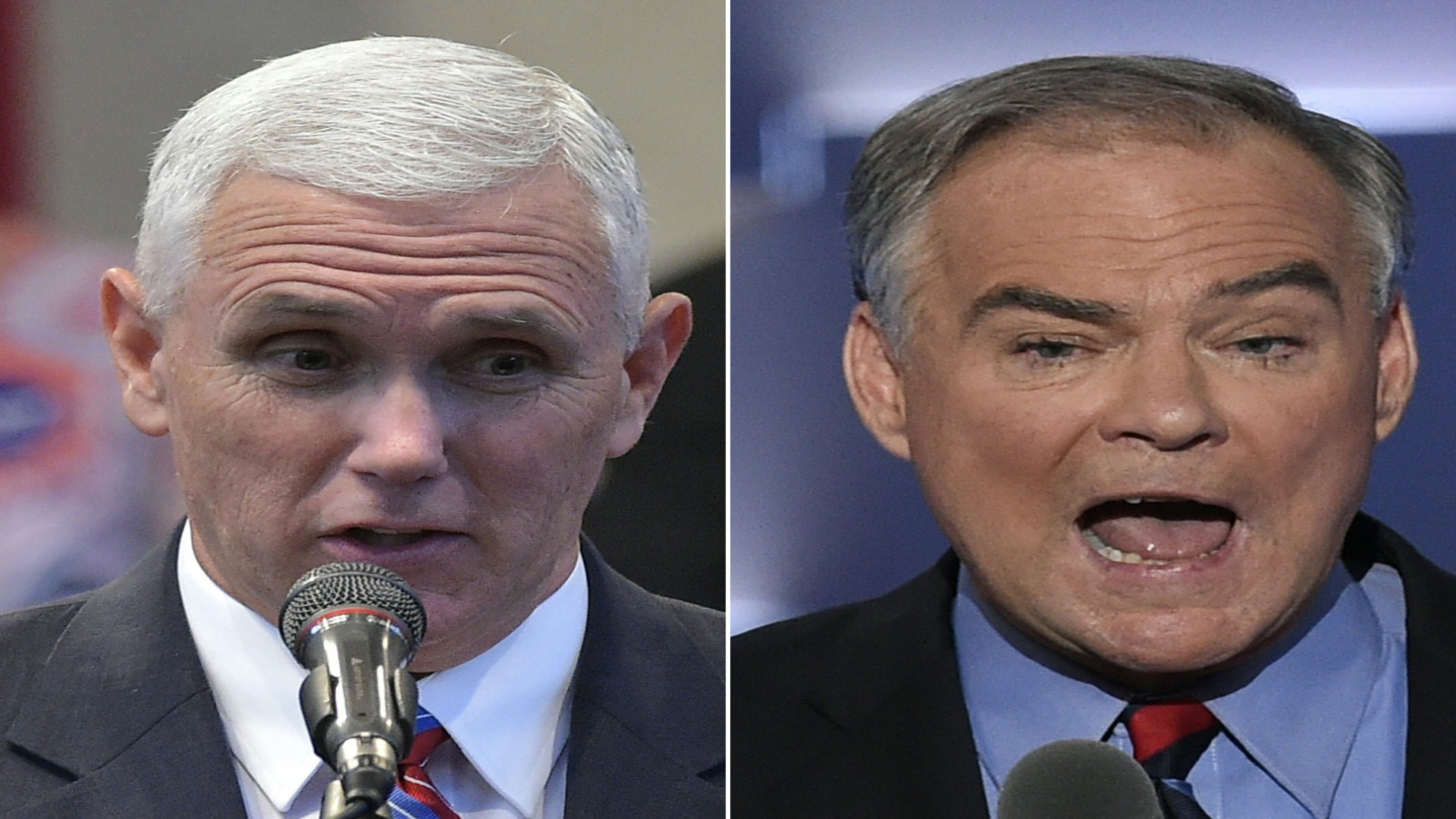 10 Things To Know About The Vice Presidential Candidates