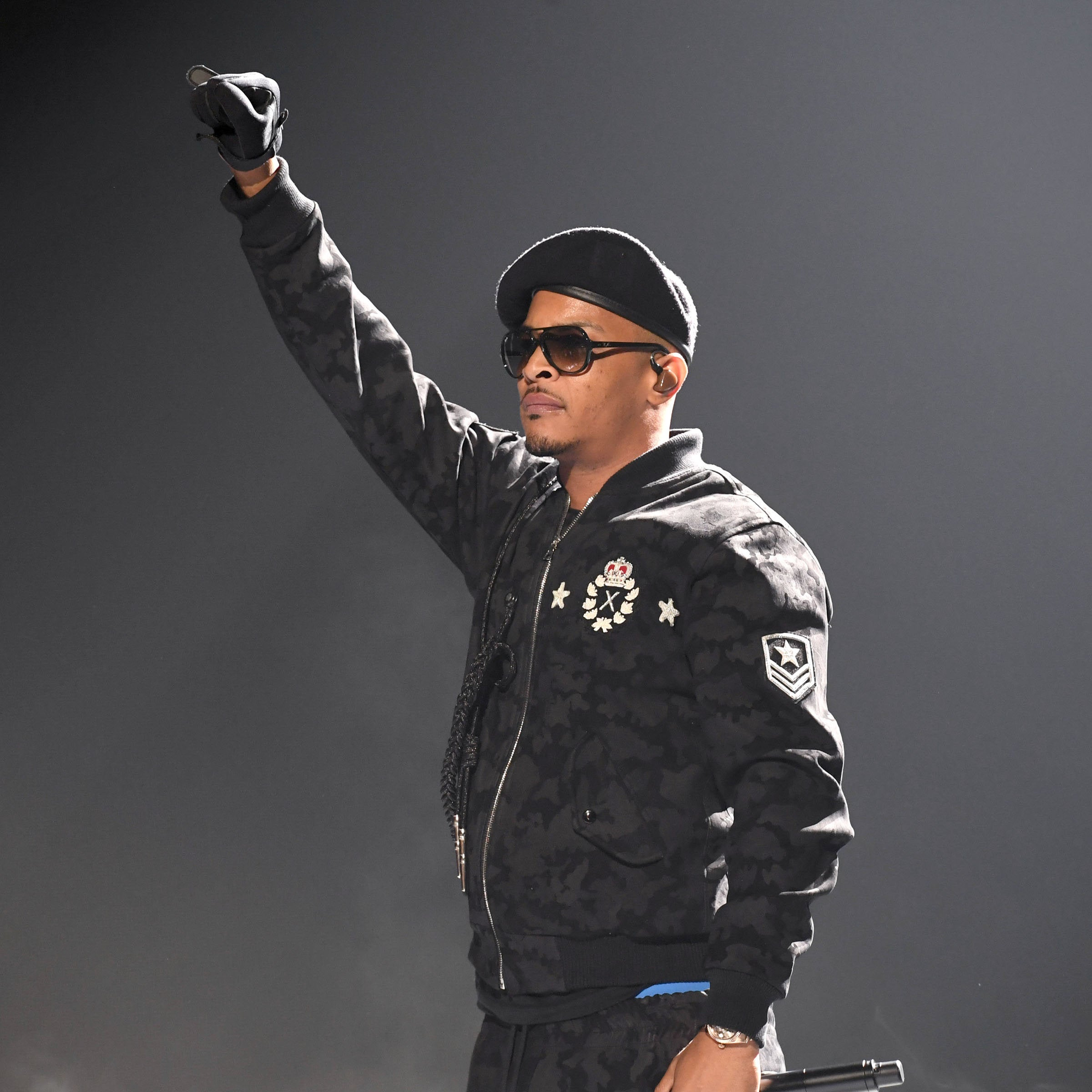 T.I. Takes On Police Brutality In BET Hip Hop Awards Performance