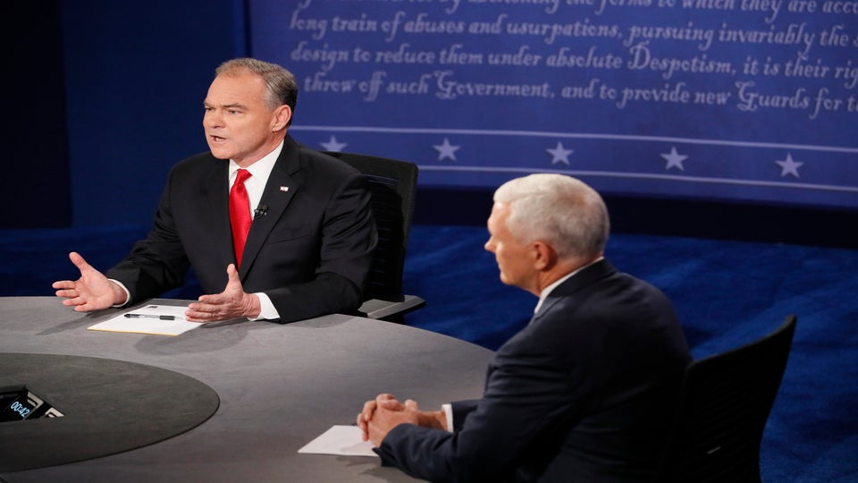 Debate Debacle: What Did The Vice Presidential Candidates Have To Say About Police Killings Of African-Americans?