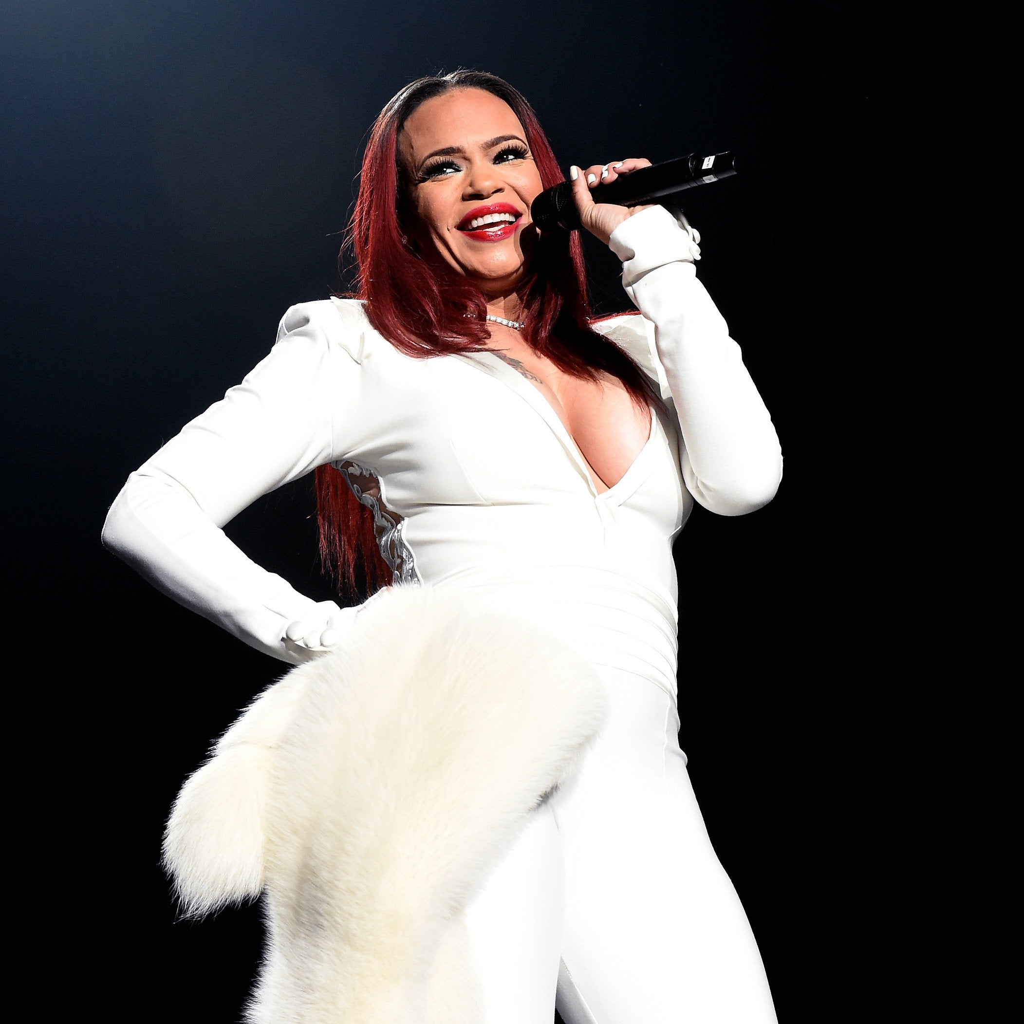 Faith Evans Settles Pricey Lawsuit Over Conflicting Shows