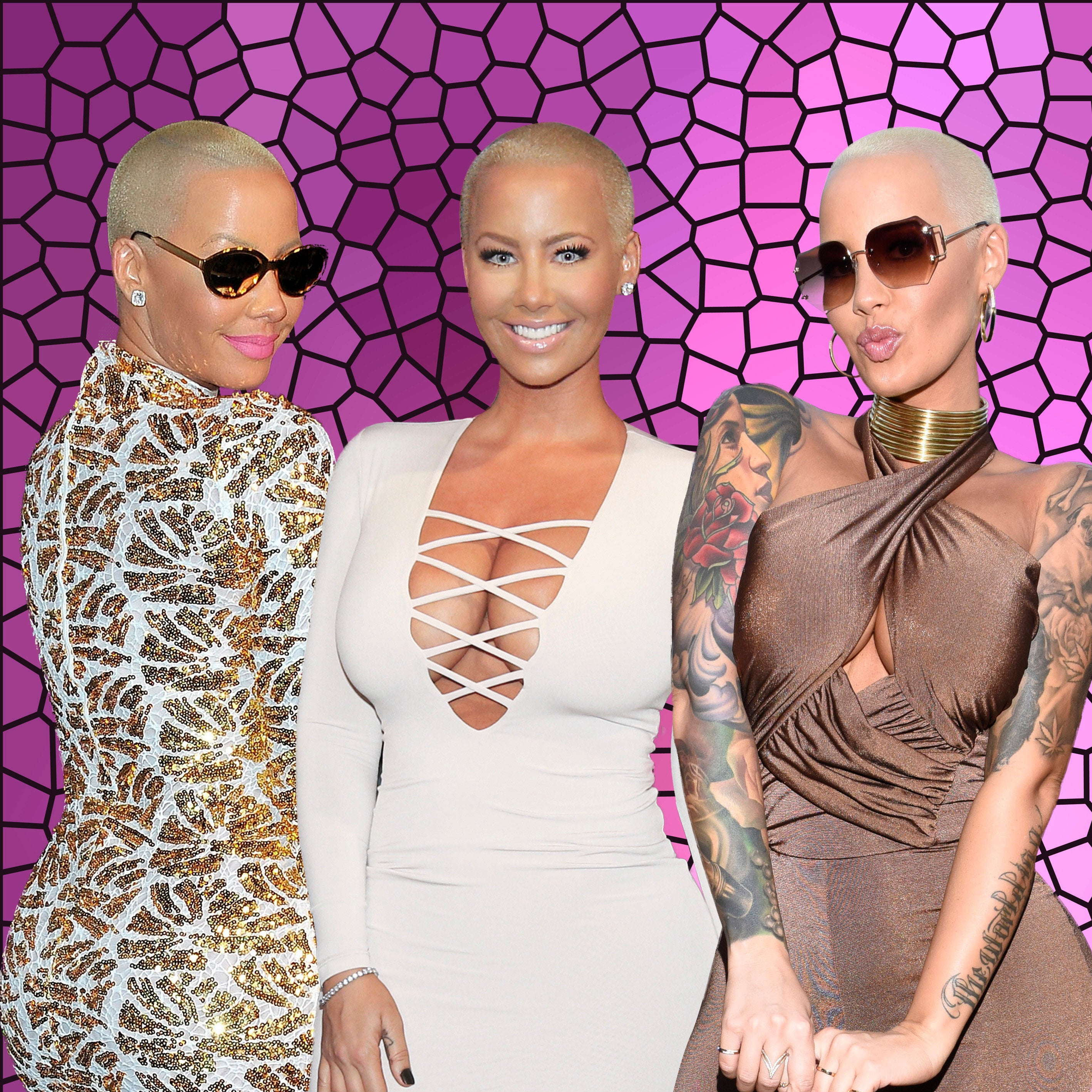 35 of Amber Rose's Most Body Confident Looks
