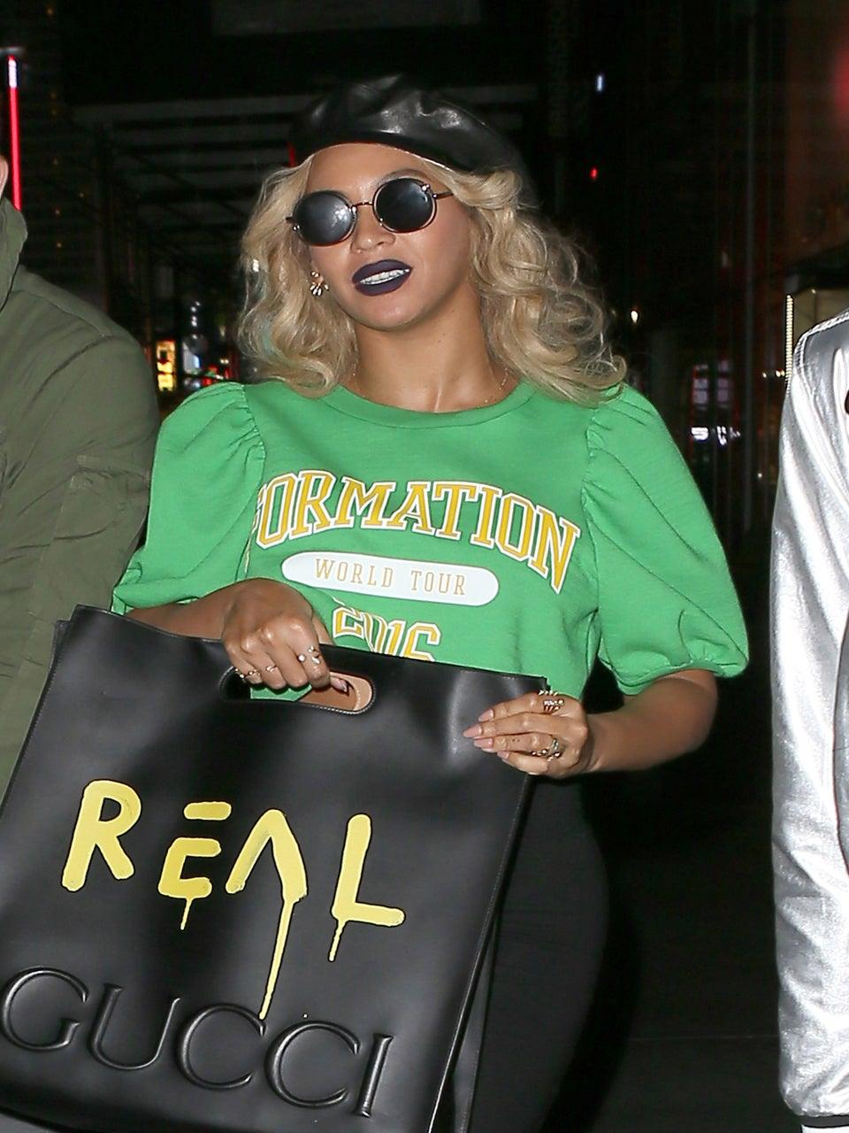 Get The Look: Beyoncé's Casual NYC Slay