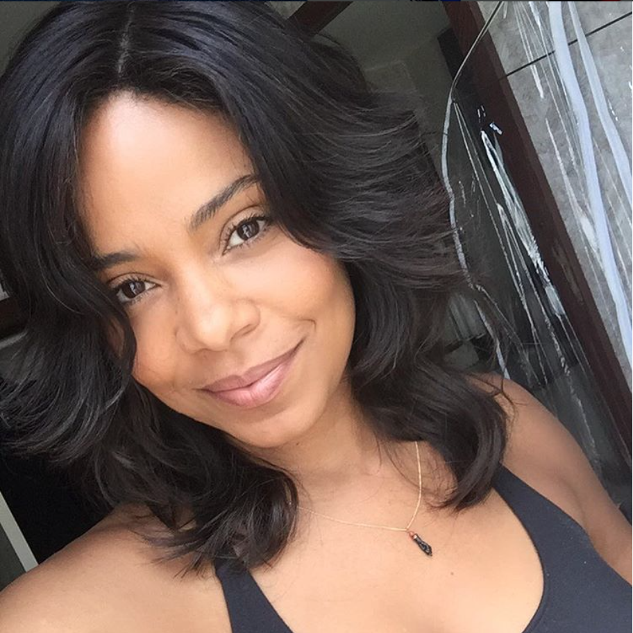 Sanaa Lathan Shaved Her Head And She Looks Absolutely Stunning