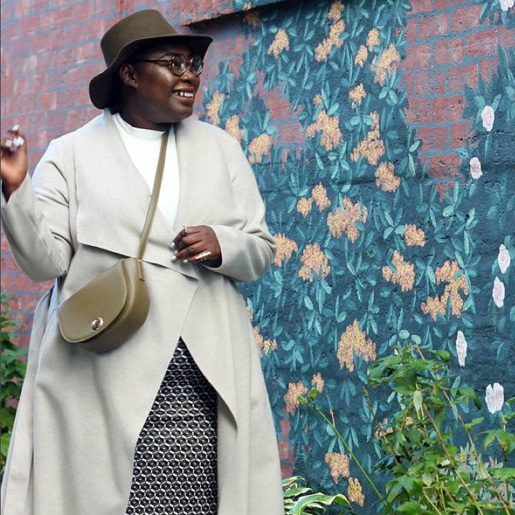 Get Major Fall Fashion Inspiration From These Fierce Curvy Bloggers