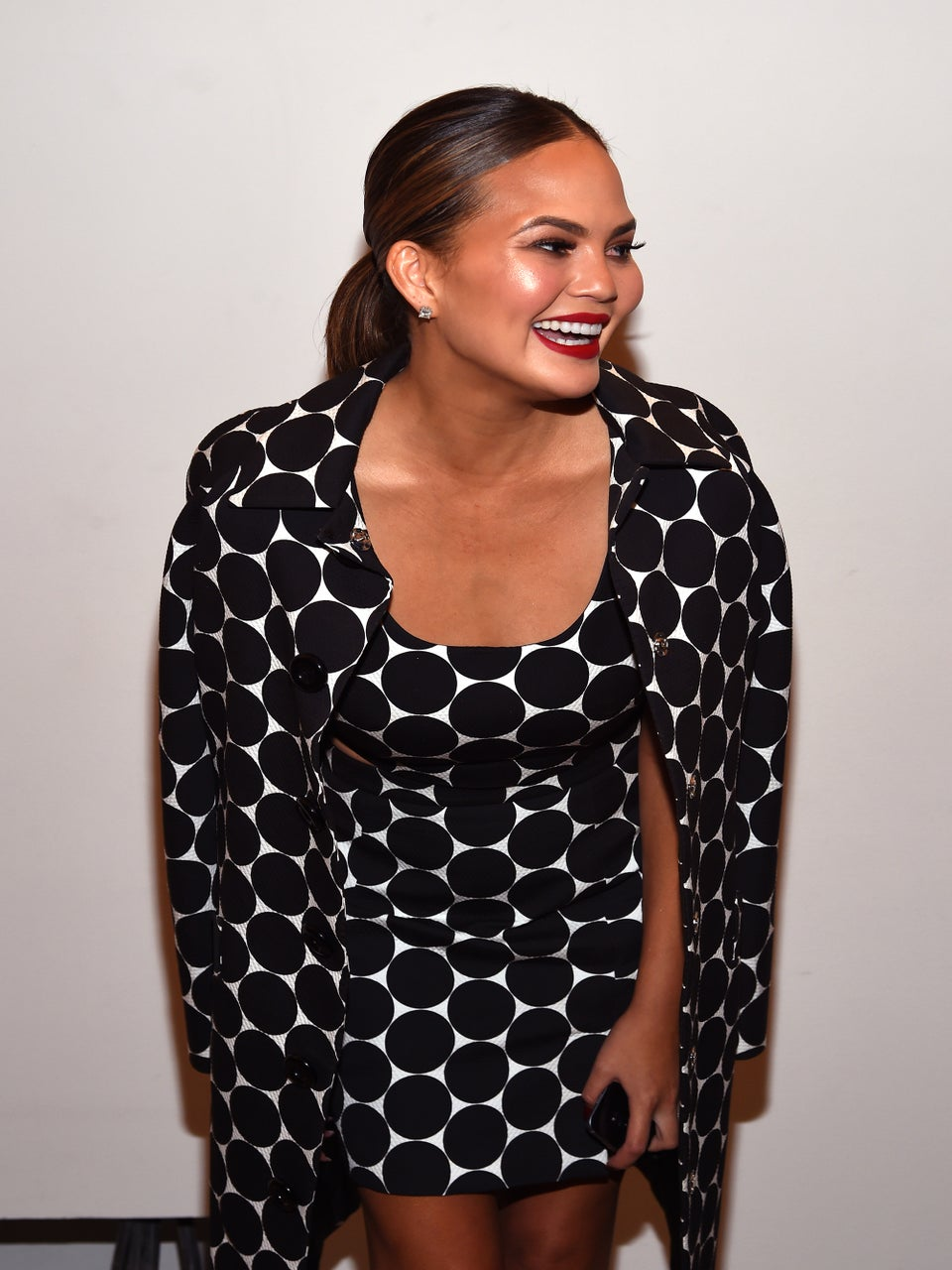 If You Forget To Change Your Address, Chrissy Teigen Will Open Your Mail