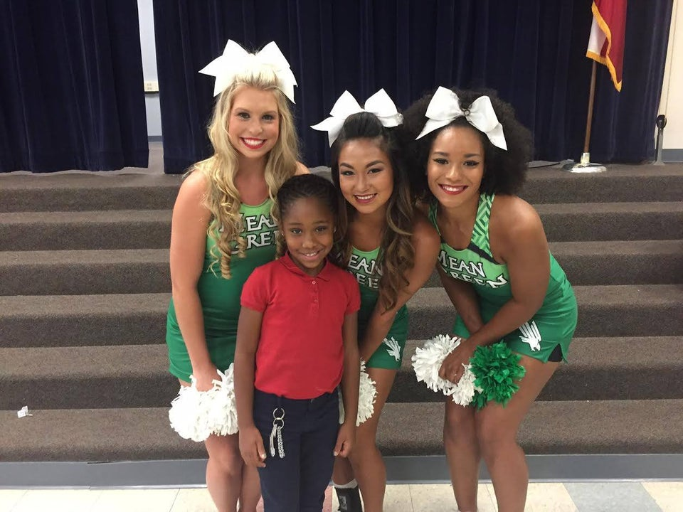 Black Girl Magic: This 8 Year Old Is Now The Youngest Person Accepted To The University Of North Texas