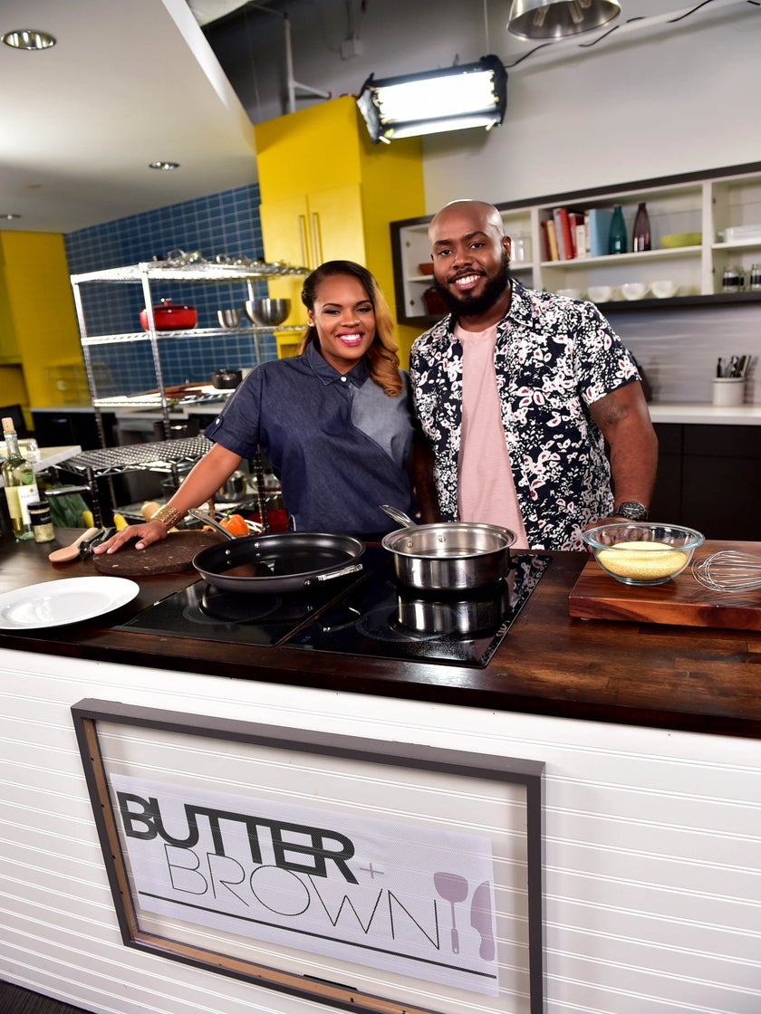 Cocktails, Savory Recipes and Jokes Between Friends Equal Perfection On New Cooking Show 'Butter + Brown'