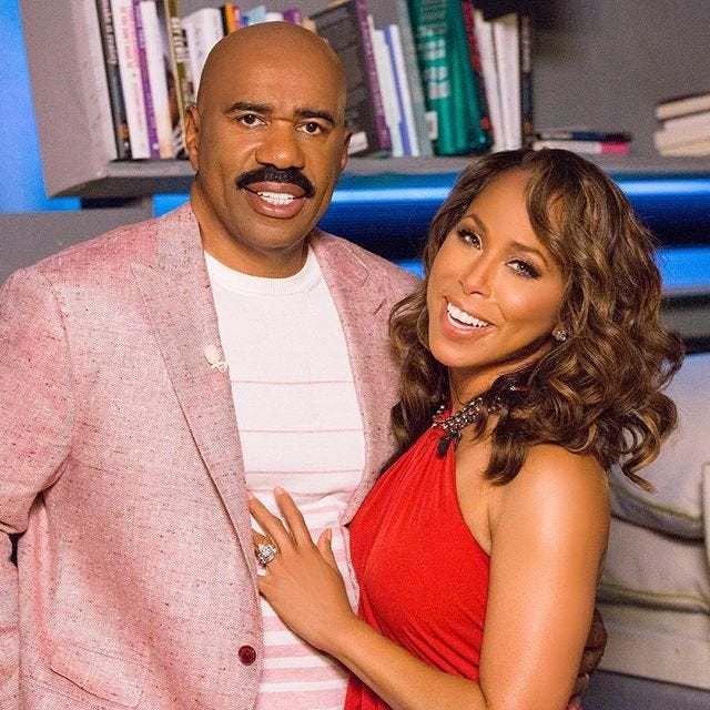 Steve and Marjorie Harvey Pamper Deserving Moms For Mother's Day