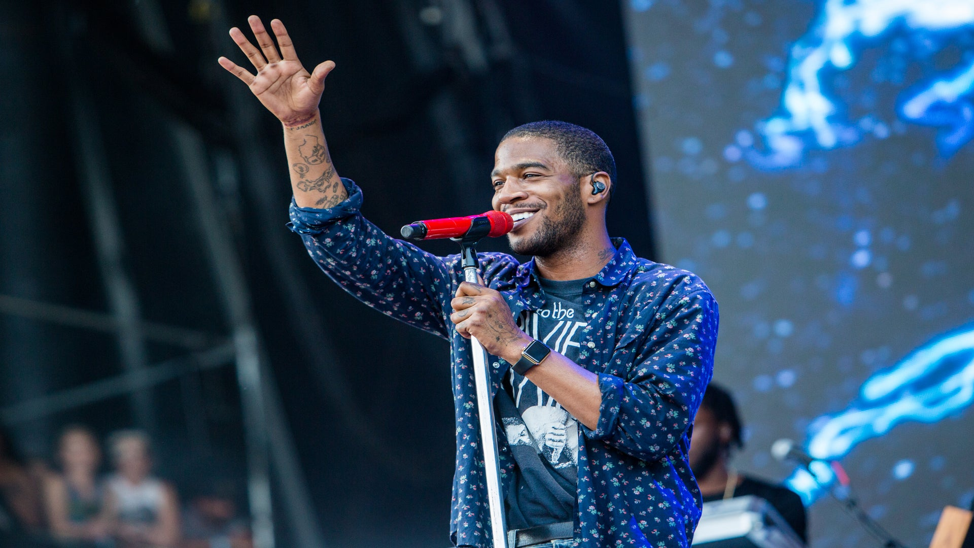 Here For It: Kid Cudi's Mental Health Struggle Has Inspired Black Men To Talk About Depression