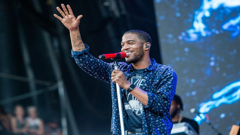 Kid Cudi Thanks Friends And Fans For Support: 'I Have Nothing But Love For You'