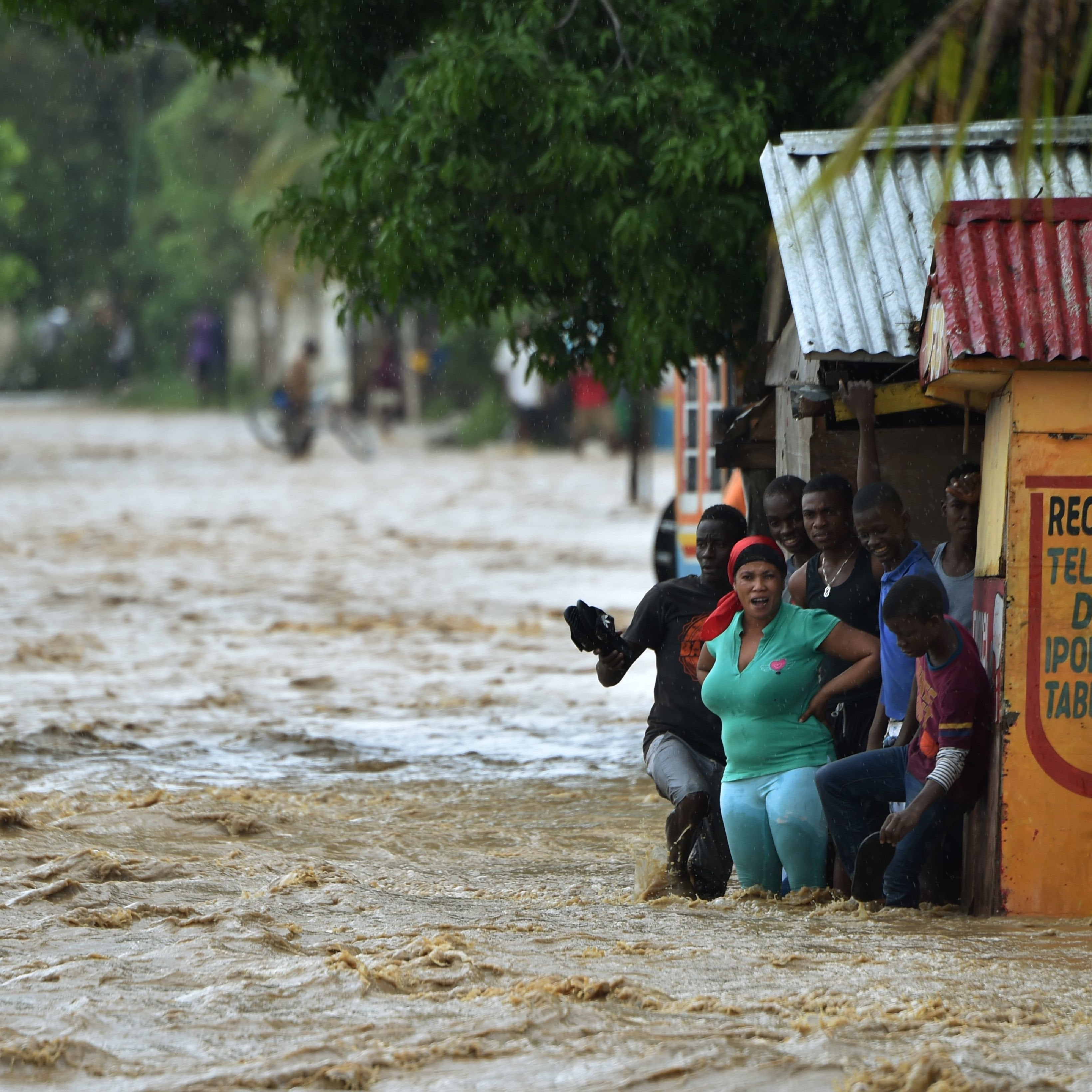This Is Haiti's Current Situation After Being Rampaged By Hurricane Matthew