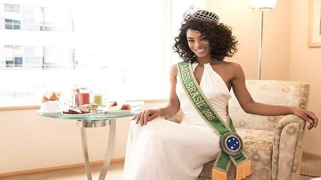 More Black Girl Magic! Brazil Crowned First Black Miss Brazil In 30 Years