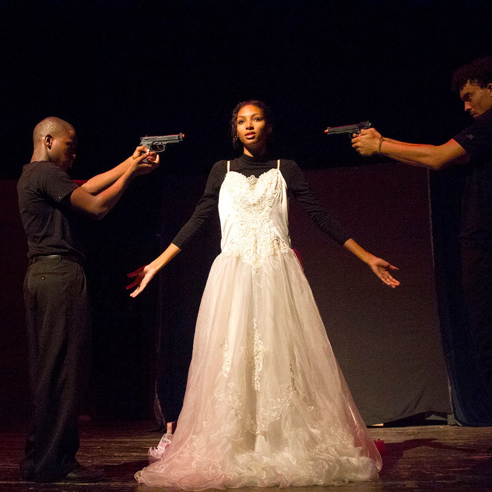 'OUTCRY:' ESSENCE Discover Award Honoree Thais Francis Debuts New Stage Play Addressing Police Brutality Against African-Americans