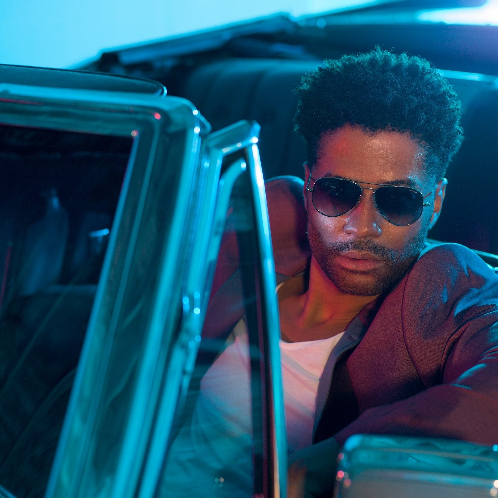 """Exclusive Premiere: Eric Benet Serenades His Baby Girl With New Song, """"Never Be The Same (Luna's Lullaby)"""""""