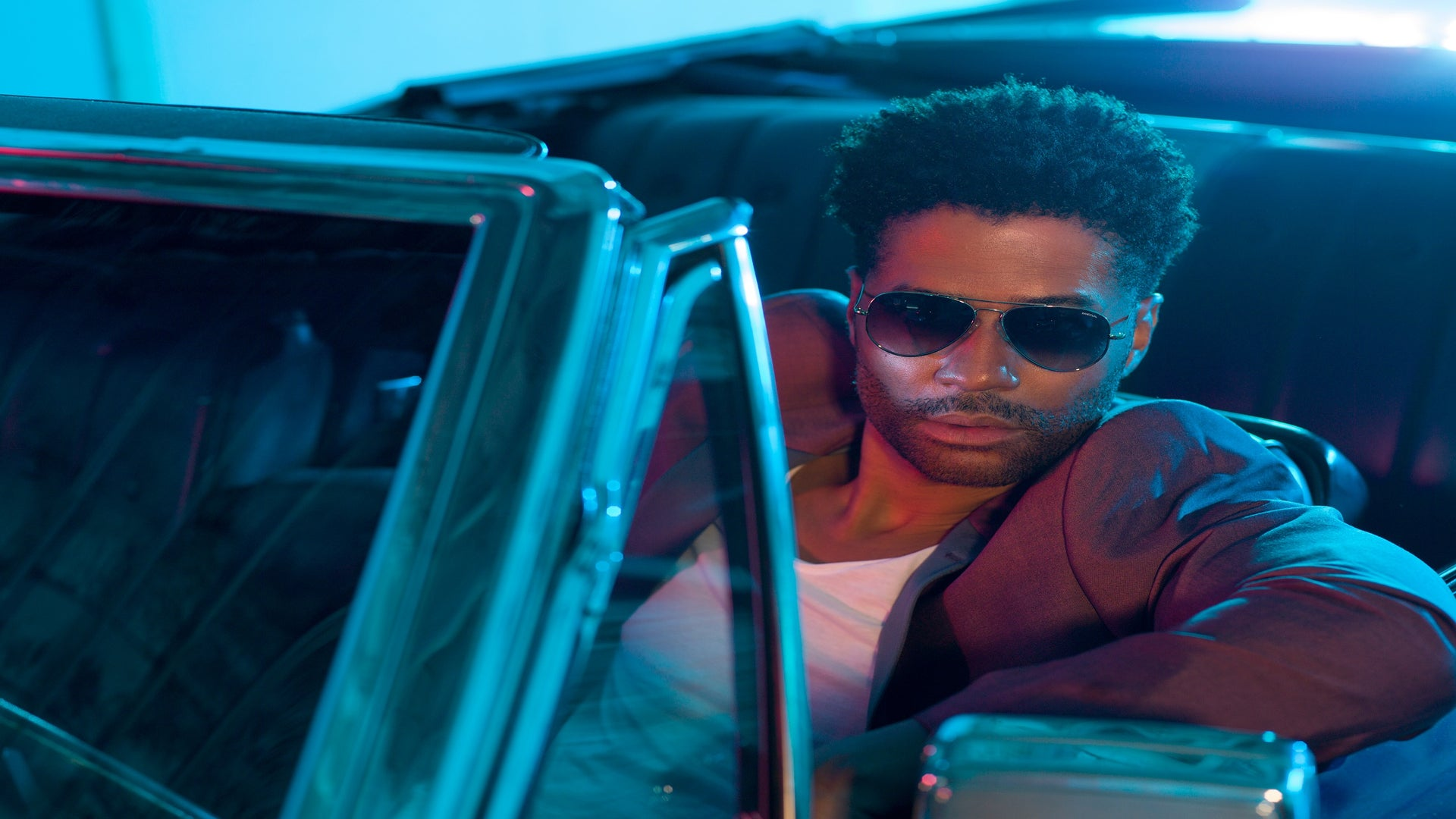 "Exclusive Premiere: Eric Benet Serenades His Baby Girl With New Song, ""Never Be The Same (Luna's Lullaby)"""