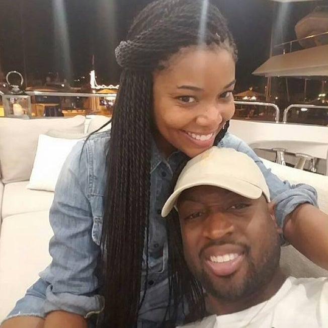 Gabrielle Union and Dwayne Wade's Cutest Instagram Moments- Essence