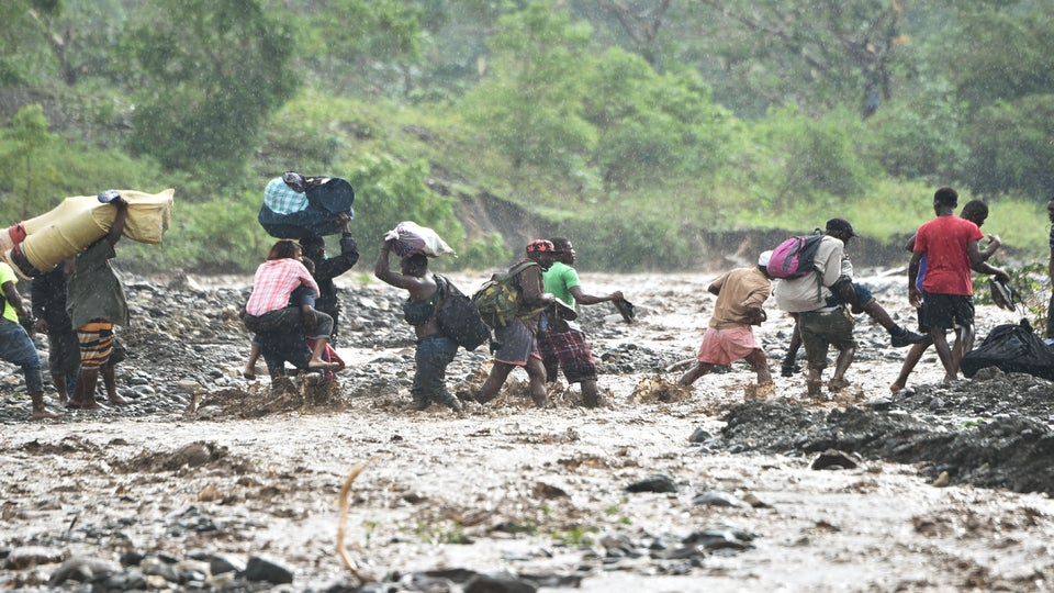 Death Toll In Haiti Reaches Over 400 As Hurricane Recovery Effort Continues