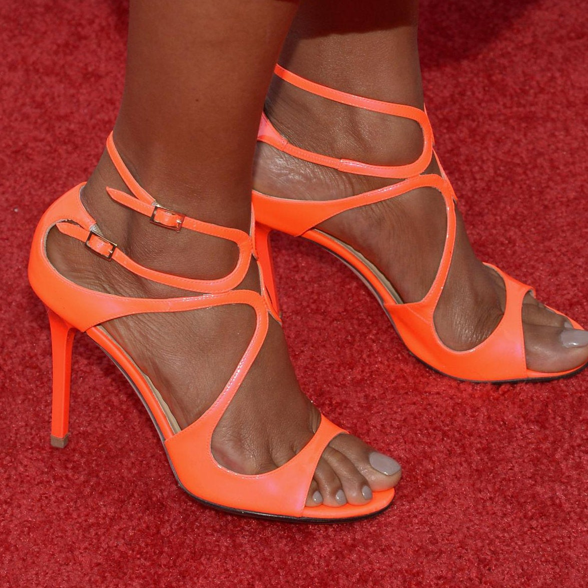 Hollywood Heels: Starlets On The Scene Strutting Their Stuff