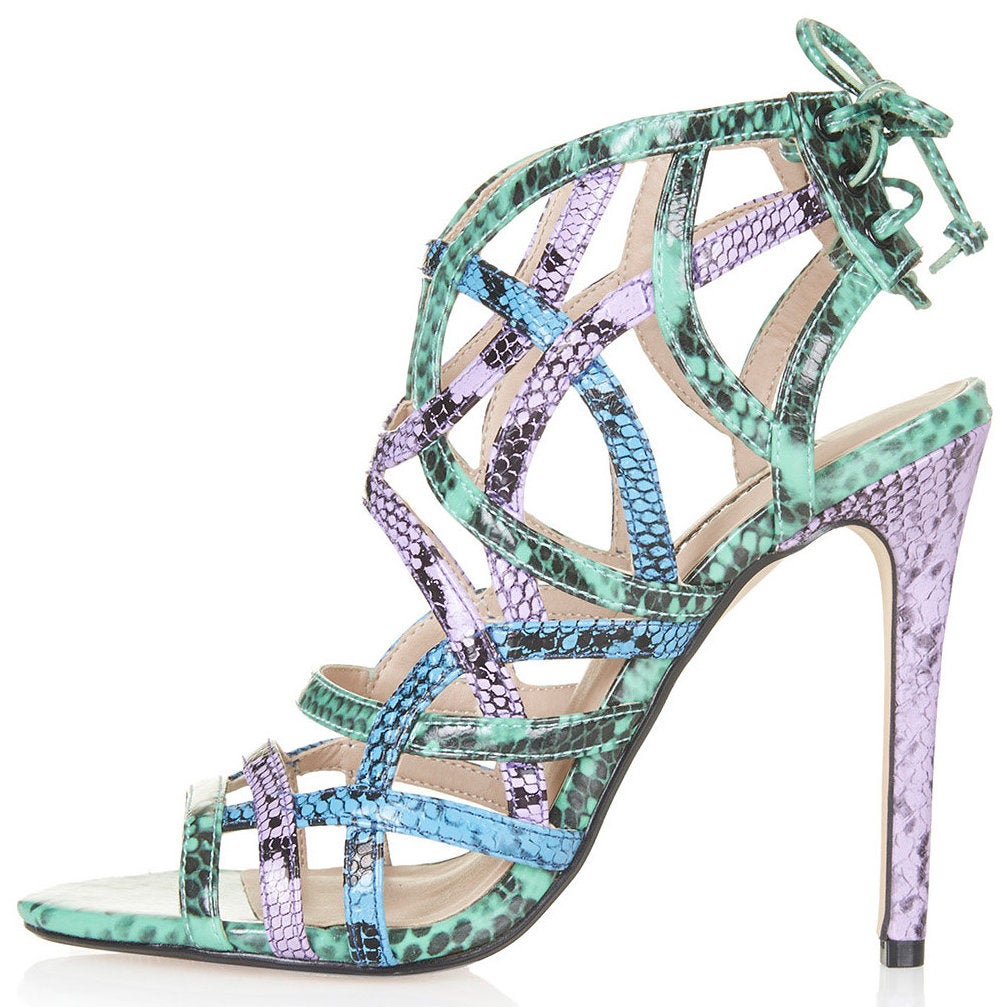 25 Head-Over-Heels Gorgeous Statement Pumps for Spring
