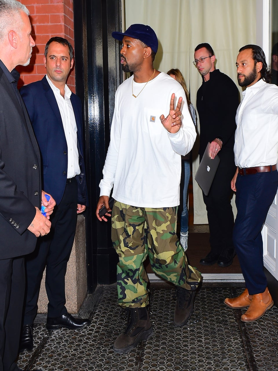 Kanye West 911 Call Released: 'I Think He's Definitely Going To Need To Be Hospitalized'