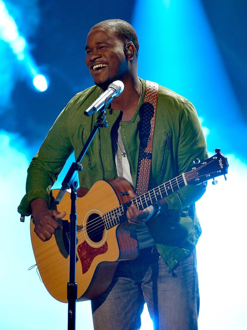 Former 'American Idol' Contestant Curtis 'C.J' Harris Arrested in Drug Bust
