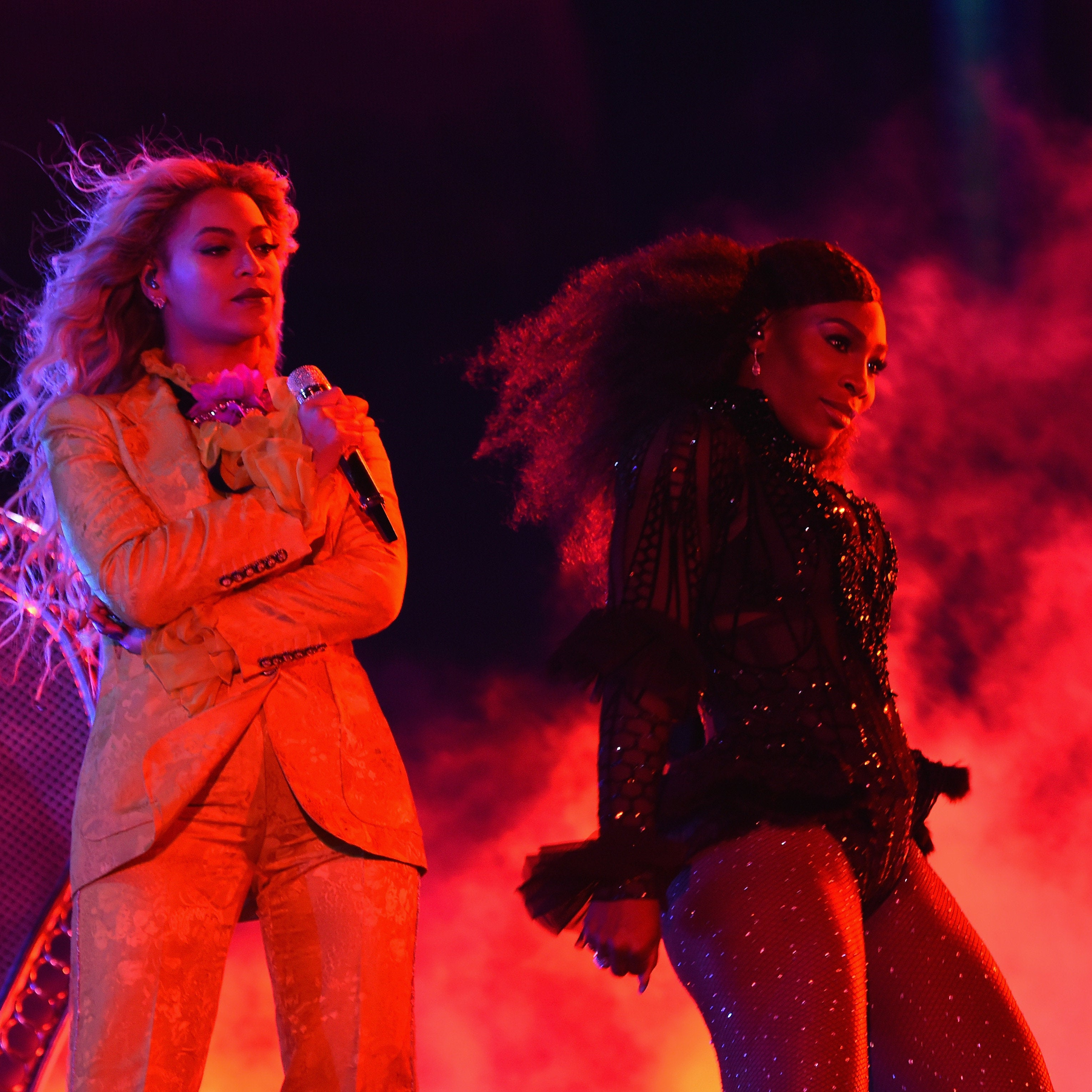 Beyoncé Brings Out Jay Z, Serena Williams, Kendrick Lamar for 'Formation' World Tour Finale