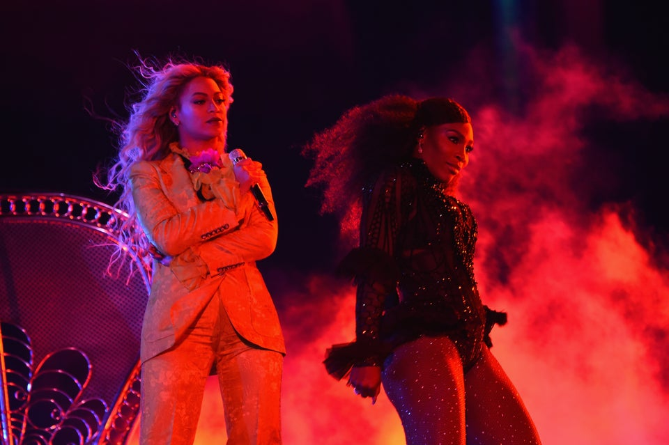 Beyoncé Brings Out Jay Z, Serena Williams, Kendrick Lamar for 'Formation' World Tour Finale