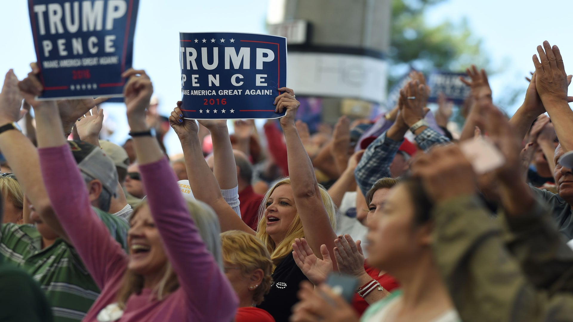GOP Shows That White Women 'Trump' All Others
