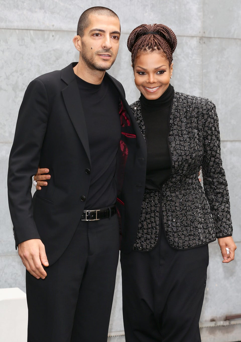 Janet Jackson's Mother And Sister Meet Baby Eissa For The First Time