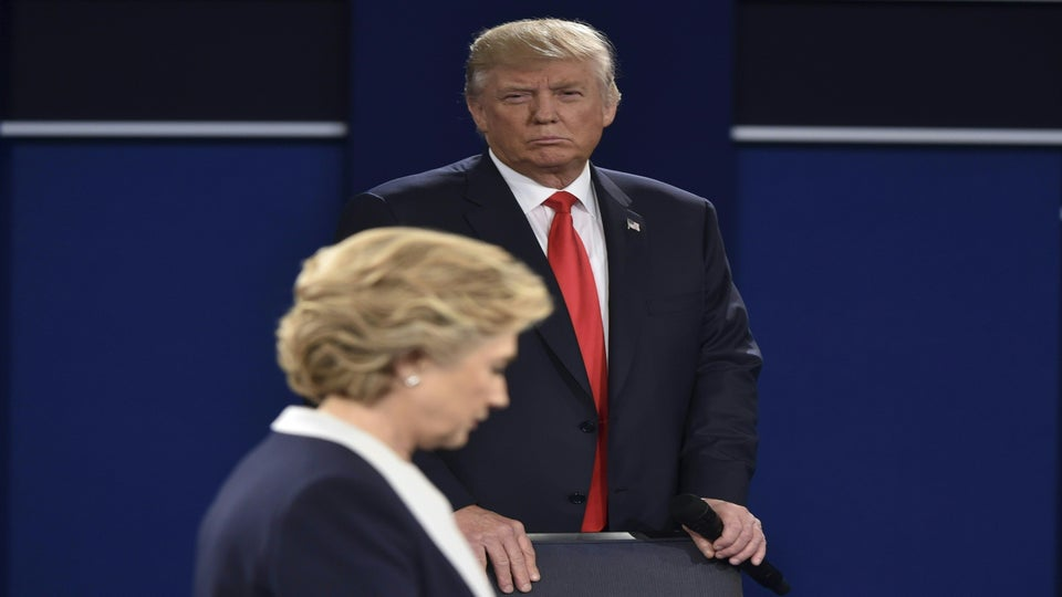 A Legitimate Threat: Donald Trump Says Hillary Clinton Would Be In Jail If He Were In Charge