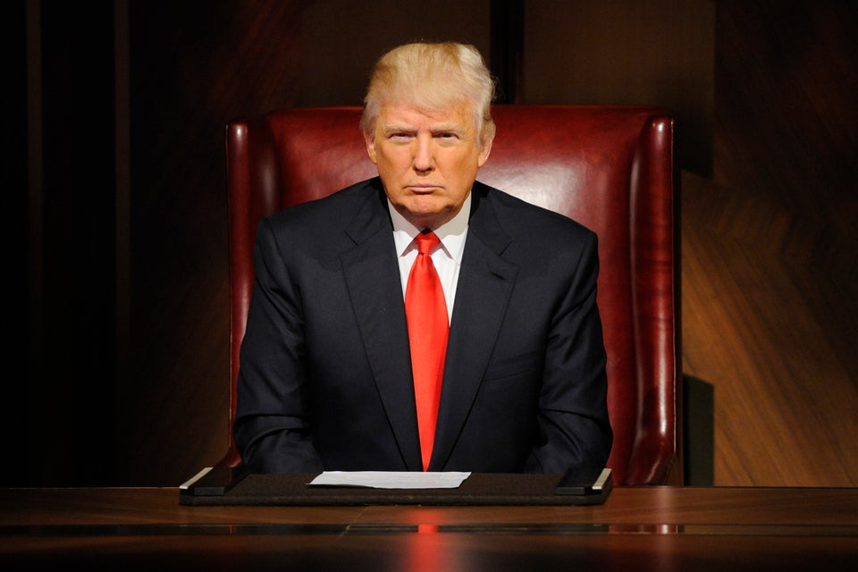 'Apprentice' Producers Claim To Have Un-Aired Footage Of Trump Using N-Word