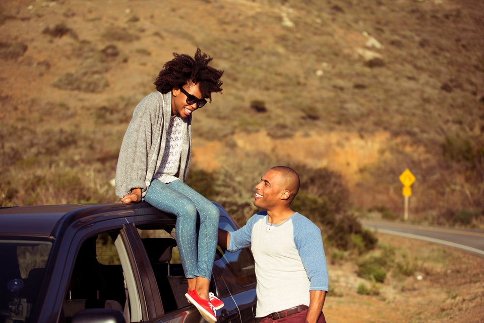 Why Traveling With Your Man Is the Ultimate Test Of Your Love