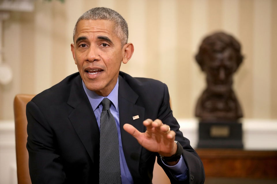 Here's What Obama Has To Say About Trump's Lewd Comments Towards Women