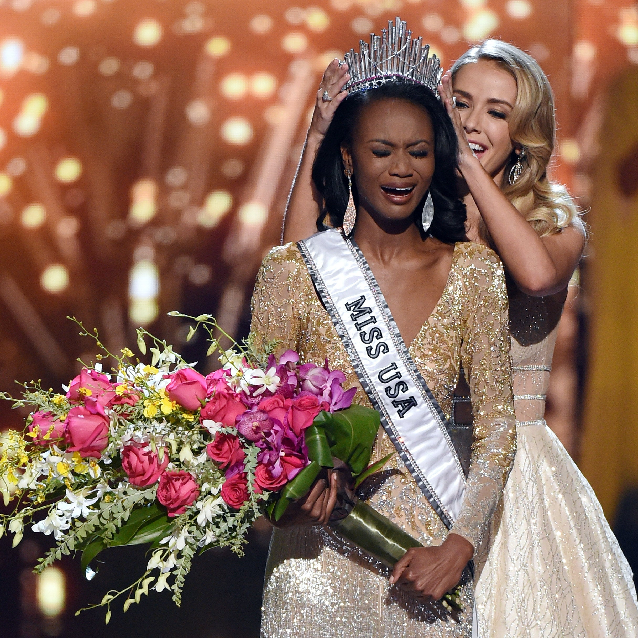 Miss USA Questioned Her Self-Worth Because Of Racist Trolls