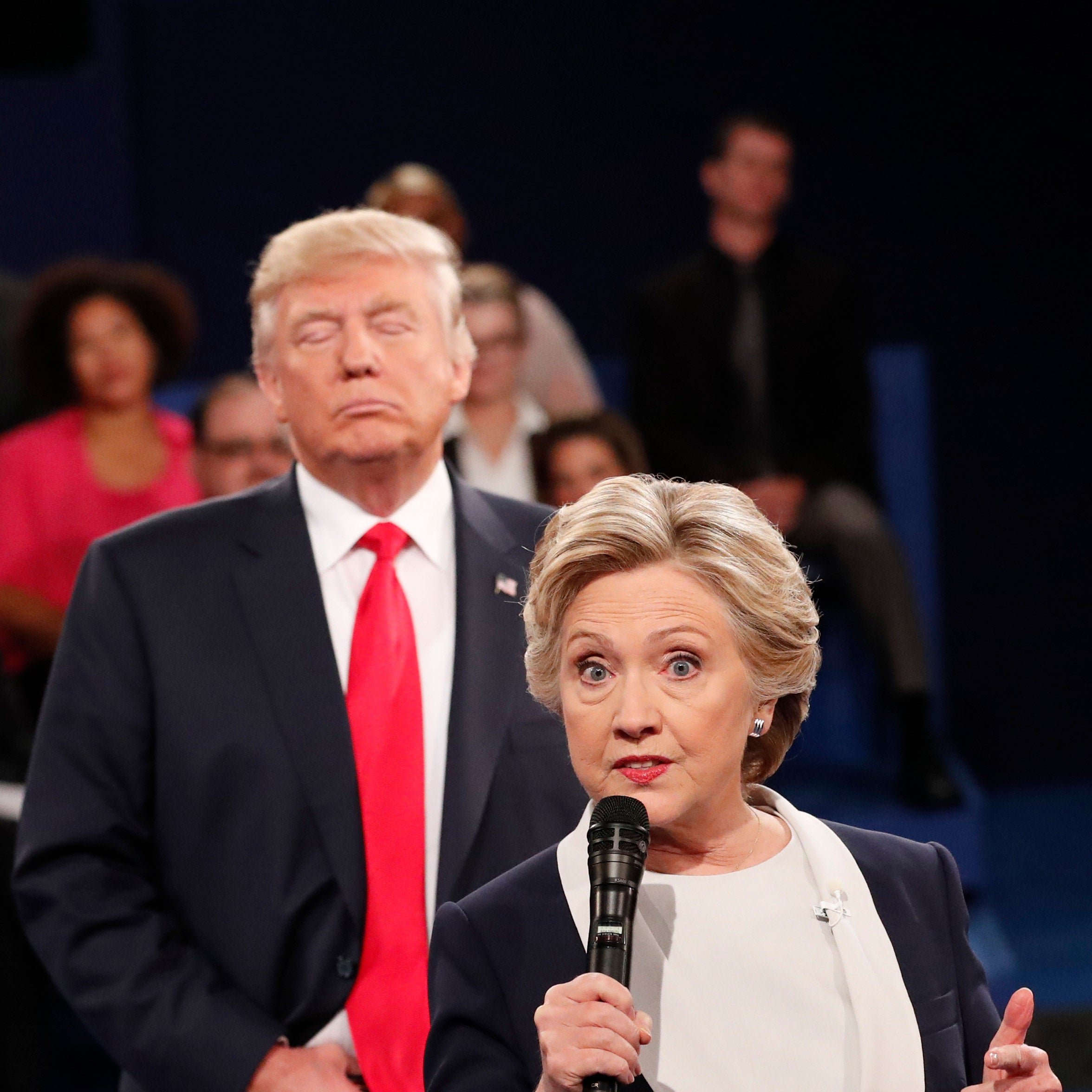 In Case You Missed It - Here's A Full Recap Of The Second Presidential Debate
