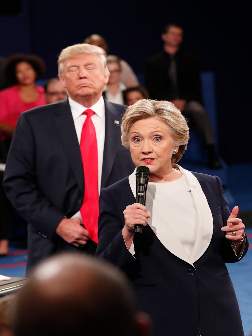 In Case You Missed It – Here's A Full Recap Of The Second Presidential Debate