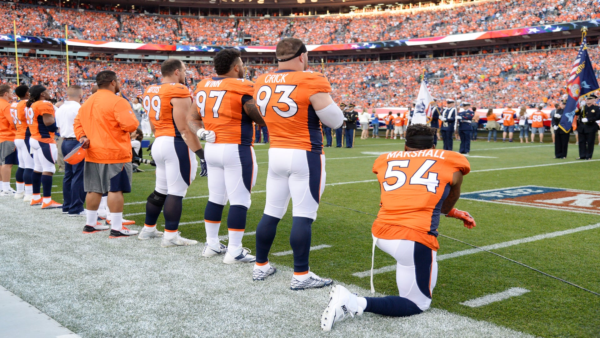 Are The National Anthem Protests Costing The NFL Millions?