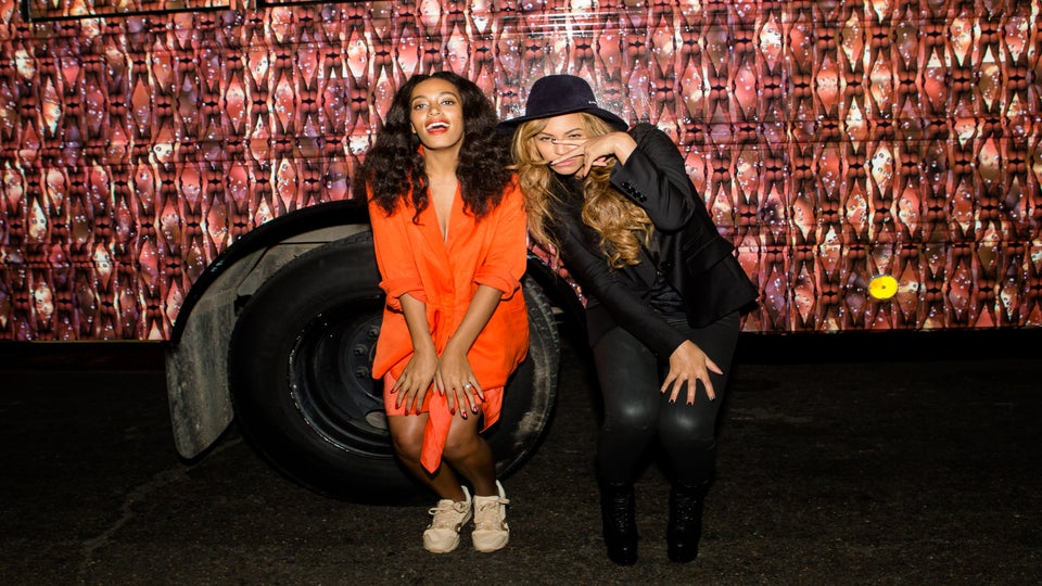 Beyoncé And Solange Knowles Could Be The First Sisters To Top Charts In The Same Year
