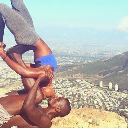The 15 Best Black Travel Moments You Missed This Week:Sweet Kisses in South Africa