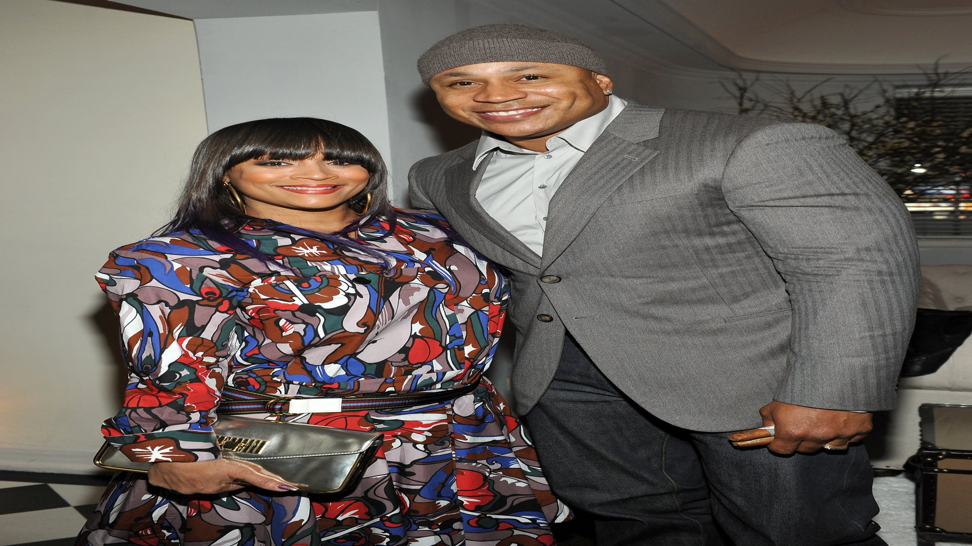 LL Cool J And His Wife Simone Celebrate Love and Give Back With Chris Paul and His Wife Jada