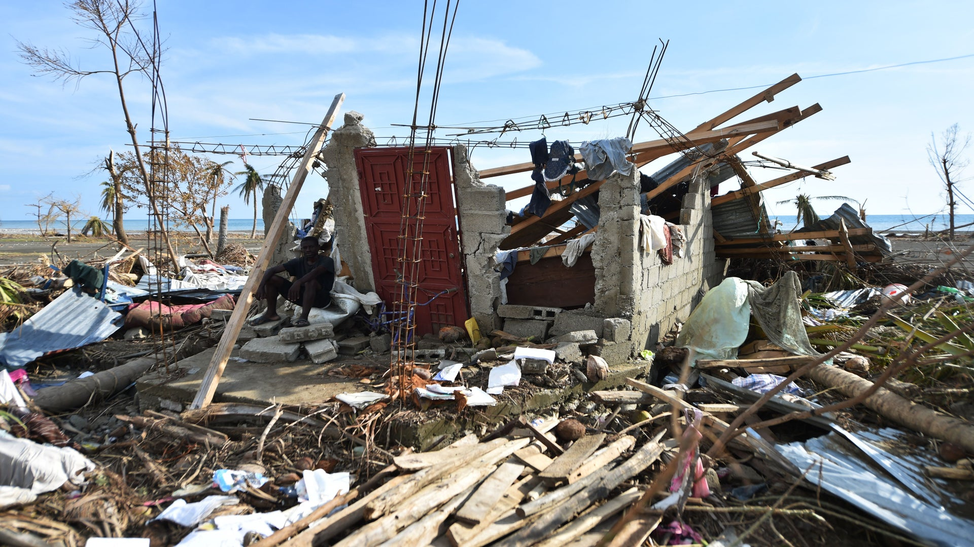 UN Appeals To World For Aid In The Wake Of Haiti's Recovery Efforts
